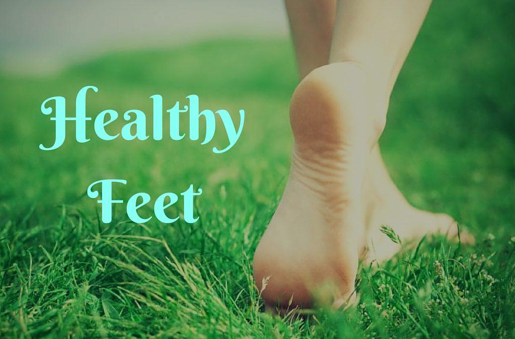 Healthy Feet, Healthy Movement