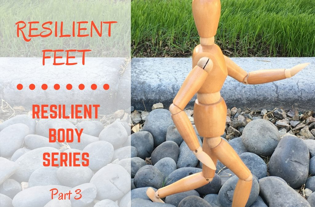 Posture Remedy Resilient Feet
