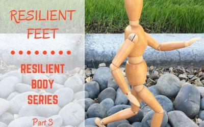 Resilient Feet for Better Health