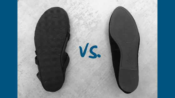 Shoe Shape Matters for Healthy Feet