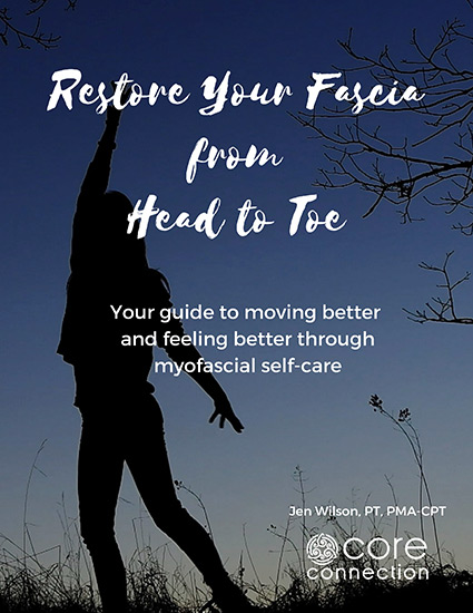 Restore Your Fascia from Head to Toe